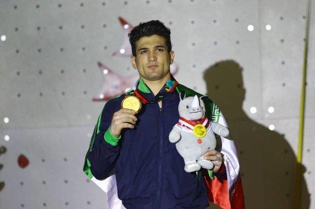 رضا علیپور: سطح بازی های آسیایی کمتر از رقابتهای جهانی نبود