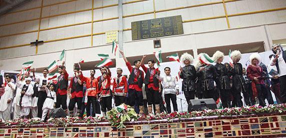 دوازدهمین جشنواره بین المللی فرهنگ اقوام در گلستان برگزار می گردد