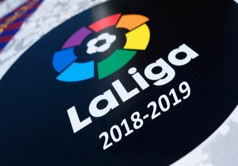 فوتبال دنیا، جدول رده بندی لالیگا در سرانجام شب دوم از هفته دهم