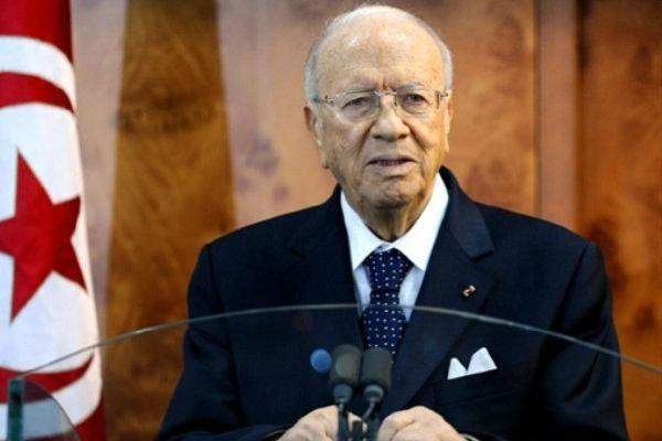 رئیس جمهور تونس: اگر شرایط اقتضا کند کناره گیری می کنم