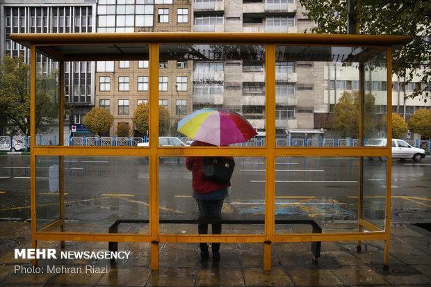سه شنبه کرمان بارانی می گردد