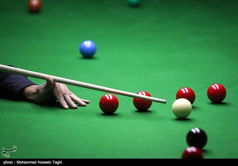 حذف نماینده ایران از رقابت های اسنوکر قهرمانی دنیا