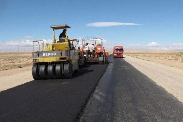 پروژه های راهسازی مهریز فعال شد