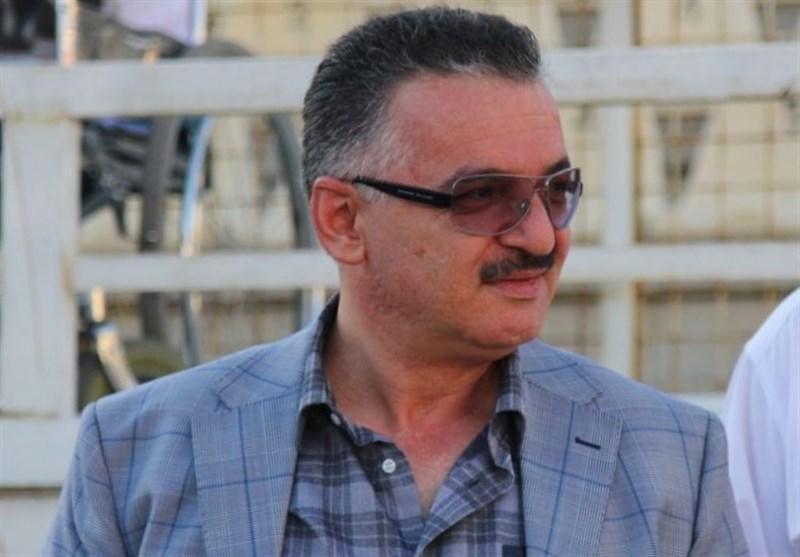 محمدرضا زنوزی: به دنبال مکان مناسب برای احداث ورزشگاه اختصاصی تراکتورسازی هستیم
