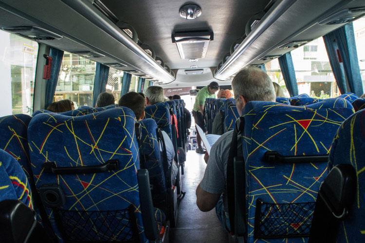 نکاتی برای سفر بهتر و سالم تر با اتوبوس که حتما باید بدانید