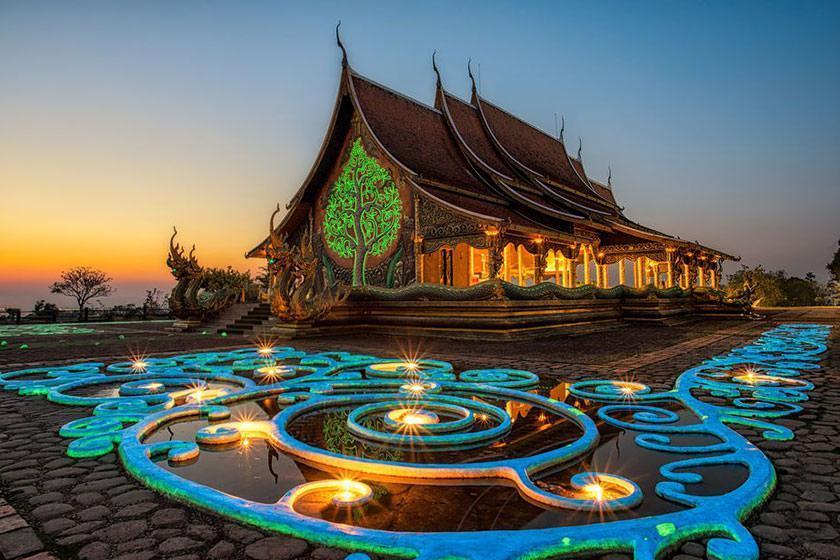 مثل یک محلی در تایلند سفر کنید و پول بگیرید