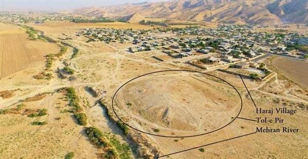 تل پیر از نخستین دهکده های پیش از تاریخی در پس کرانه های خلیج فارس