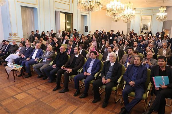 پنجمین جشنواره نوروزی سین هشتم آغاز شد ، تبریک فرا رسیدن نوروز 98 توسط تعدادی از سفرای کشورهای خارجی