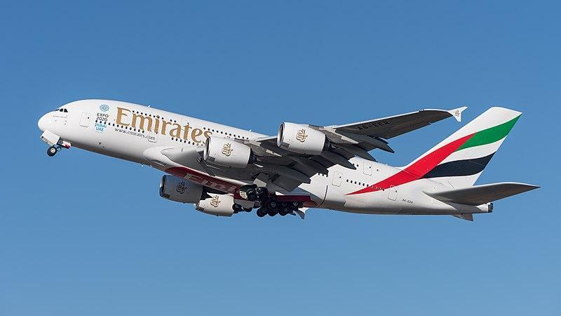 چه هواپیماهایی در ایرلاین امارات استفاده می گردد