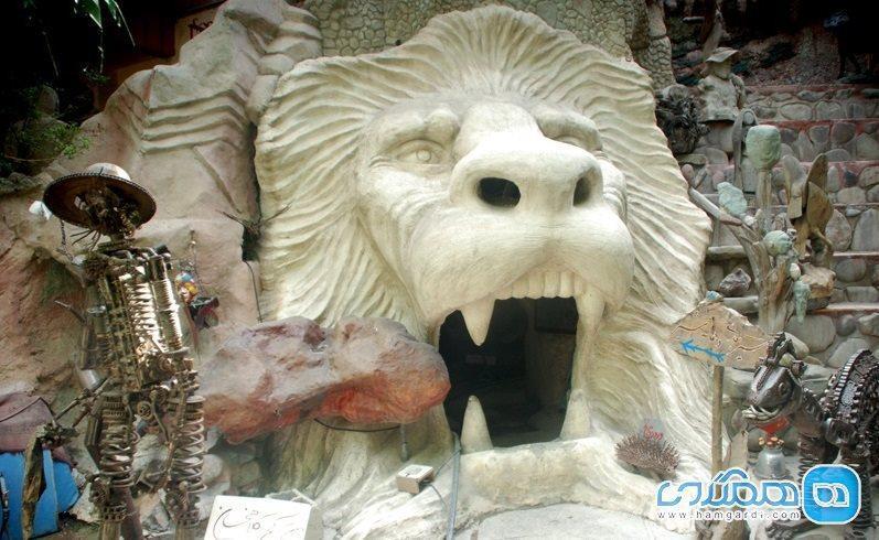 نوستالژی هایی که در غار وزیری تجربه می کنید