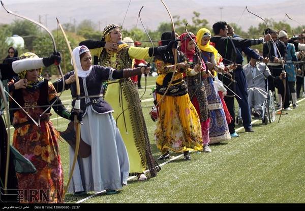 مسابقه ملی تیراندازی در جشنواره زمستان بیدار اردبیل برگزار می گردد