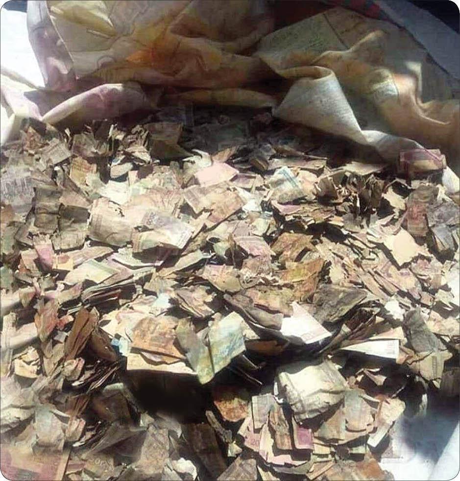 زوایایی پنهان از ماجرای کیسه پول های پوسیده پیرزن اردبیلی