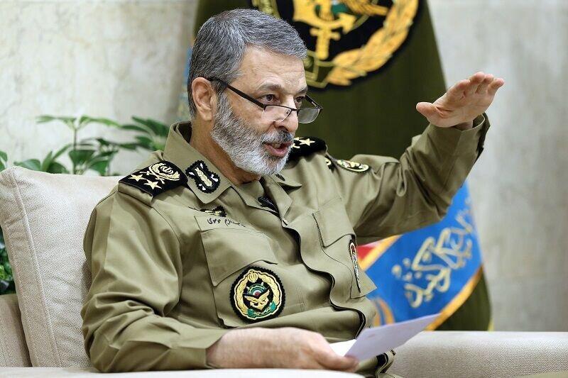 سرلشکر موسوی: اقدامات محرمانه ارتش ادامه دارد