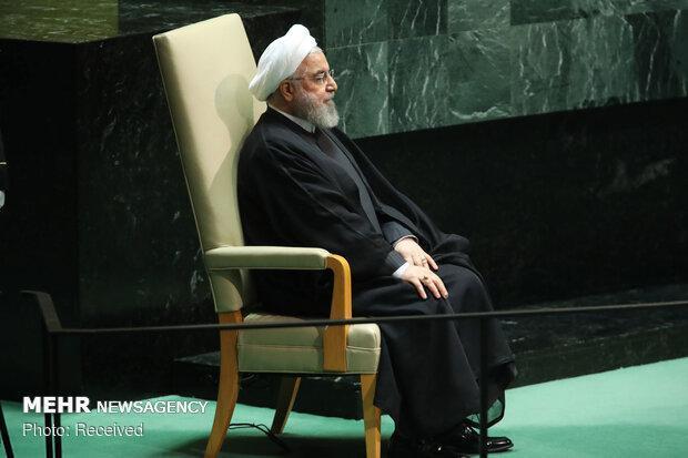 رئیس جمهور ایران به تماس تلفنی ترامپ جواب نداد