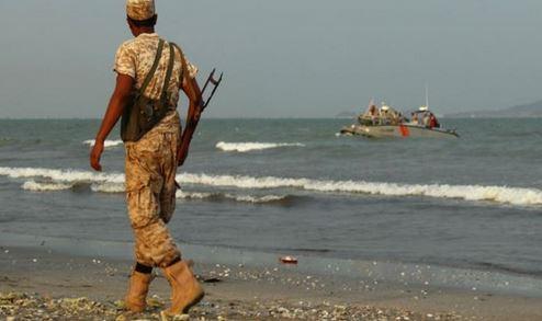 امارات یک کشتی سلاح و سرباز به جنوب یمن فرستاد