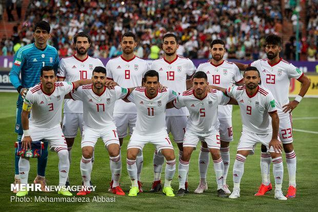 ترکیب تیم ملی فوتبال ایران مقابل کامبوج معین شد