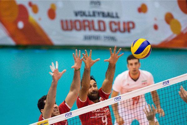 برنامه مسابقات تیم ملی والیبال ایران در انتخابی المپیک اعلام شد