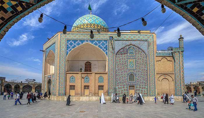 قزوین تنوع کم نظیری از بناهای تاریخی را داراست
