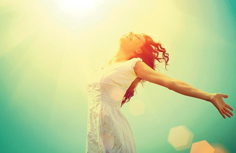شاد بودن را بیاموزید با 11 راز برای زندگی راضی!