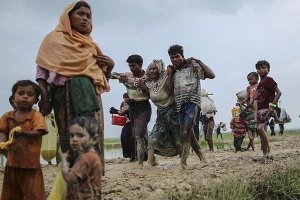 حداقل 24 هزار مسلمان روهینگیایی توسط ارتش میانمار کشته شده اند