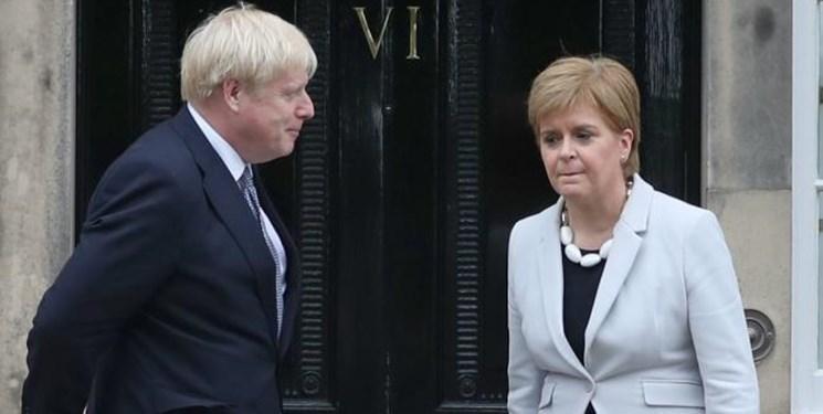 مخالفت انگلیس با برگزاری همه پرسی استقلال در اسکاتلند