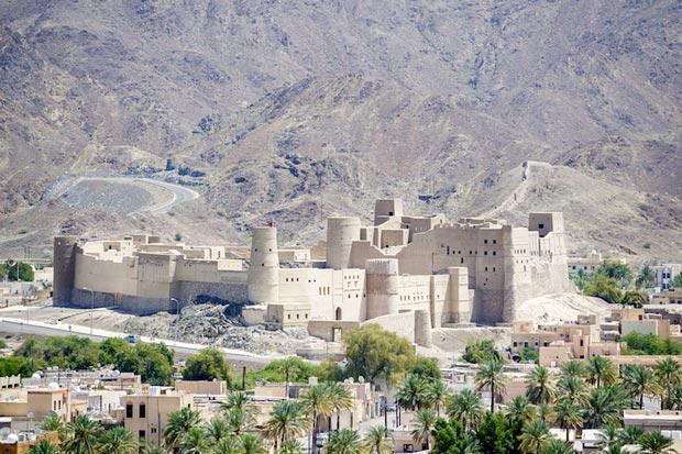 8 مورد از بهترین مکانهای دیدنی عمان