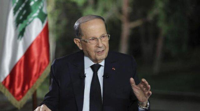 امیدواری میشل عون به تشکیل دولت جدید لبنان در آینده نزدیک