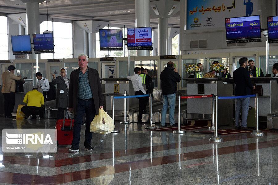 شرح سازمان هواپیمایی درباره قرنطینه مسافران مشکوک به کرونا ، آیا پروازهای چین لغو می گردد؟