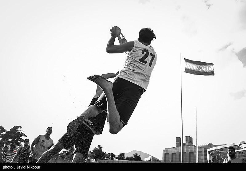 صعود ایران به جمع 4 تیم برتر مسابقات هندبال ساحلی قهرمانی آسیا