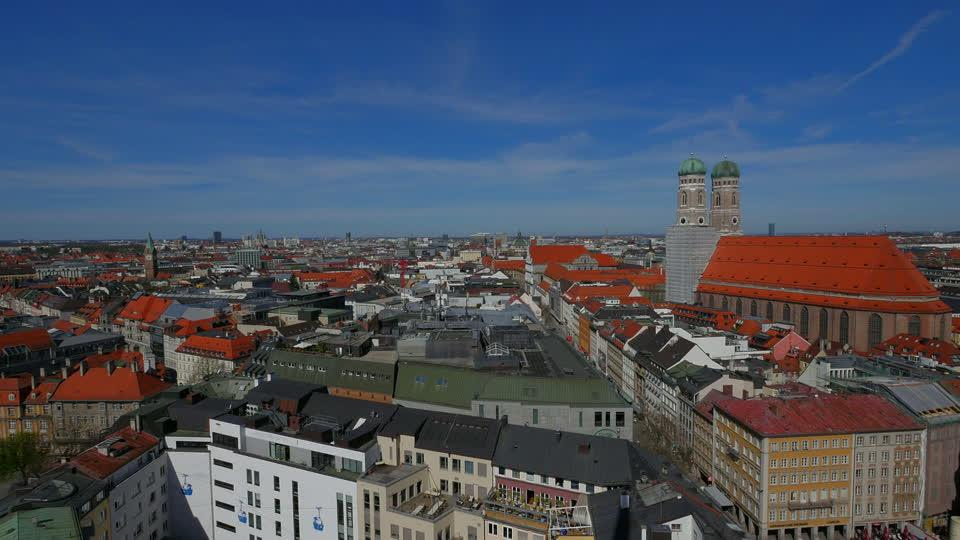 چشم اندازهای آلمان برای بازدید