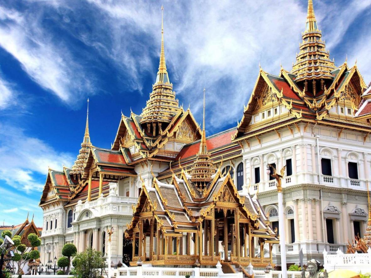 مقاصد گردشگری تایلند