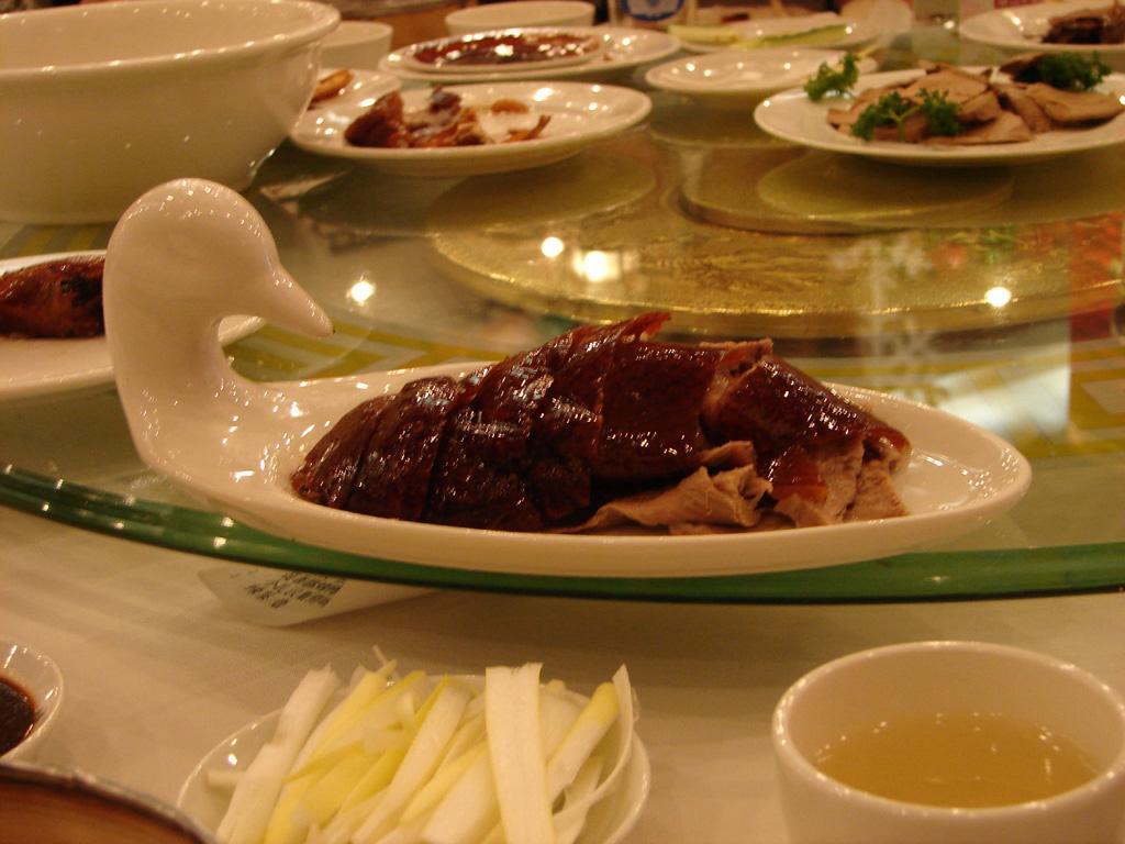 غذاهای مخصوص چینی