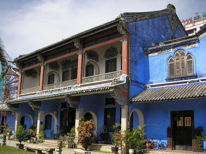 شهر تاریخی جورج تاون مالزی