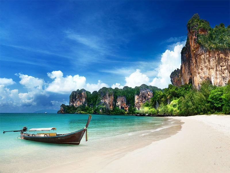 بهترین جاذبه های گردشگری تایلند