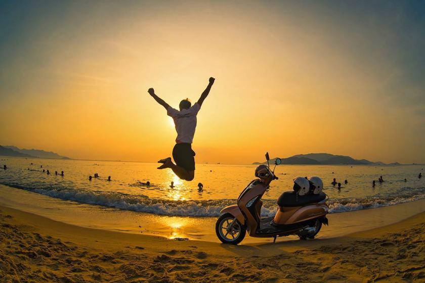 اجاره موتور سیکلت در تایلند