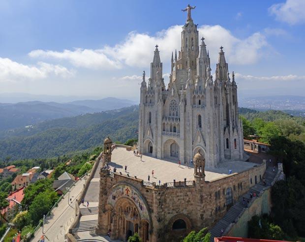 8 کلیسای دیدنی در اسپانیا