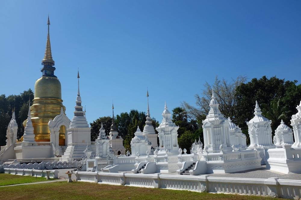 شهر تاریخی چیانگ مای