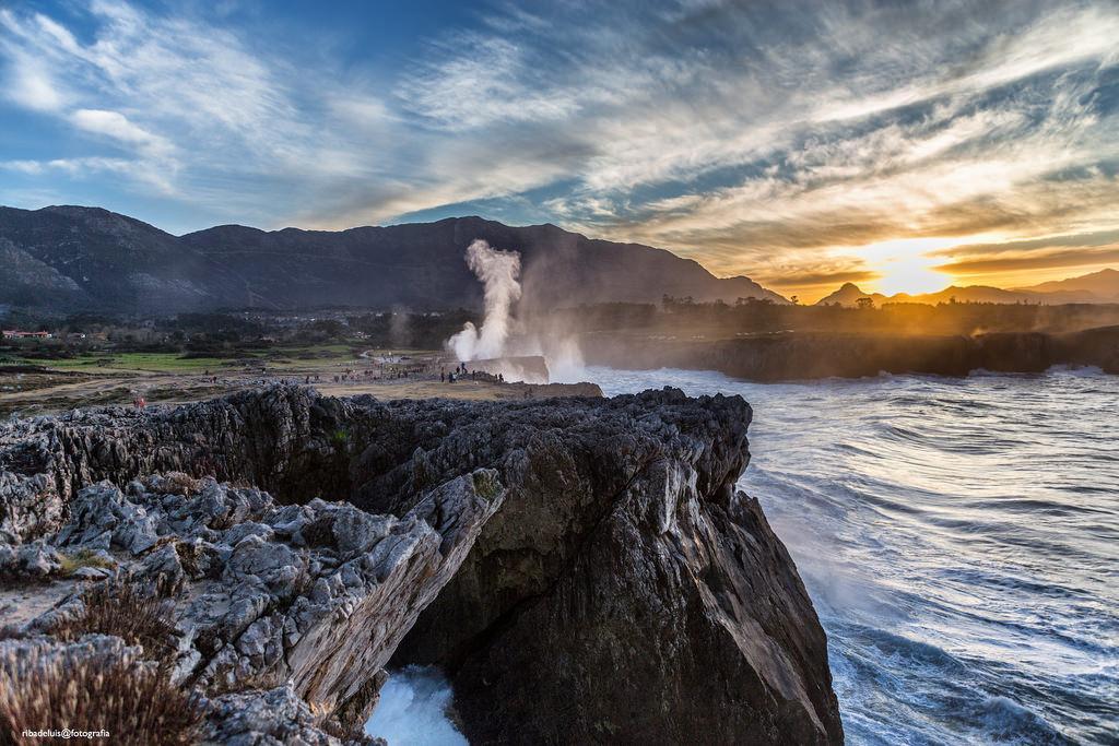 سواحل زیبای شمال اسپانیا برای بازدید