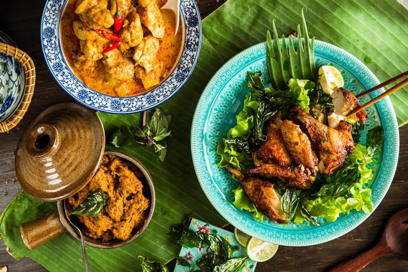 فرهنگ غذایی مردم کوالالامپور