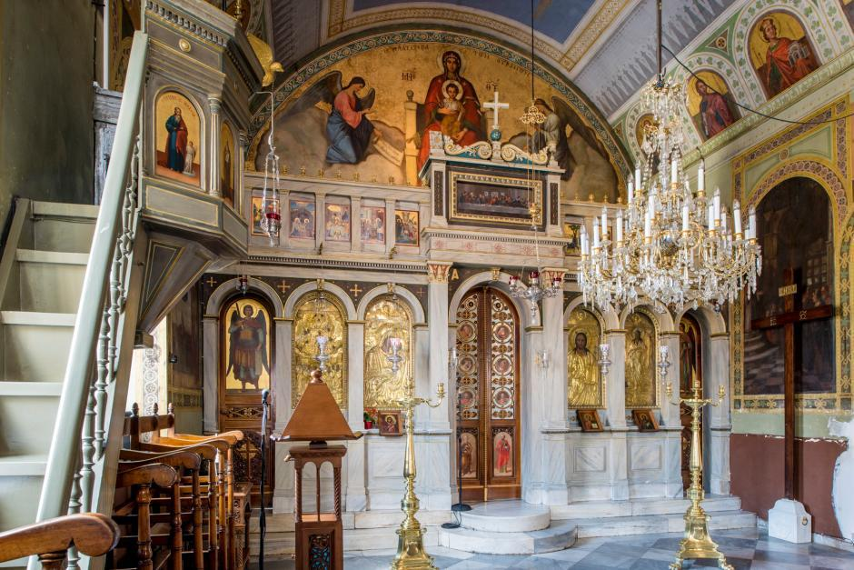 با برترین کلیساهای یونان آشنا شوید
