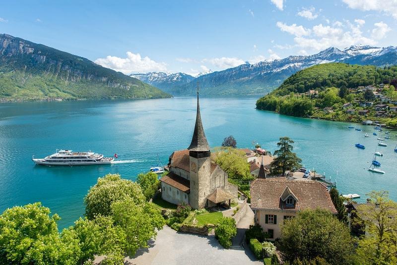 زیباترین دهکده های اروپا