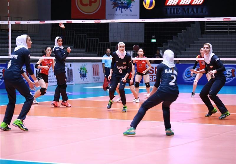 ژاپن قهرمان والیبال زیر 23 سال بانوان آسیا شد