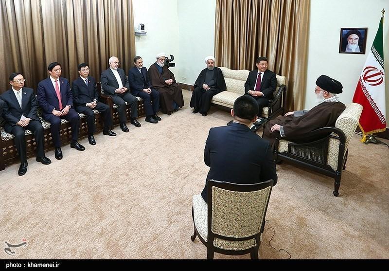 مزیت های ایران به عربستان در سیاست خاورمیانه ای چین