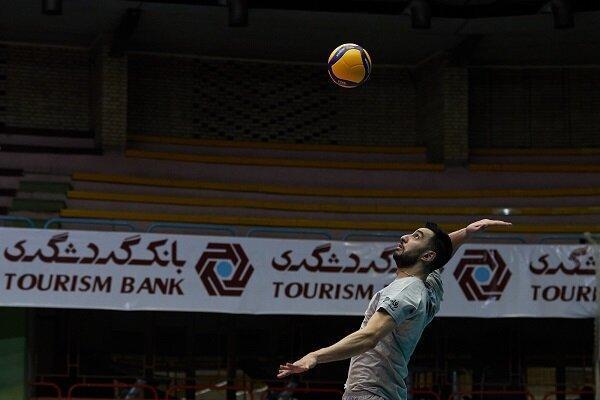 ملی پوش والیبال: هیچ مسابقه ساده ای در انتخابی المپیک وجود ندارد