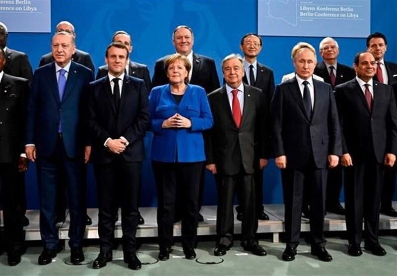 گزارش، ترکیه در نشست برلین٬ چه به دست آورد؟