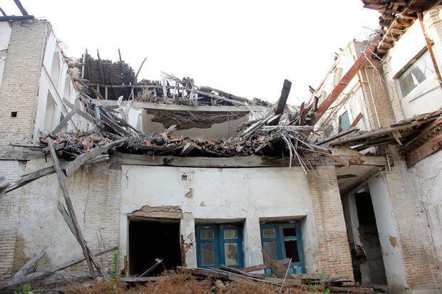حرمت خانه های تاریخی گرگان حفظ نشد