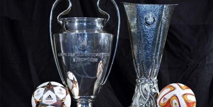 احتمال لغو لیگ قهرمانان و لیگ اروپا به خاطر کرونا