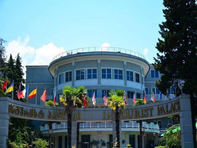 هتل اینتوریست پالاس باتومی و عکس و رزرو
