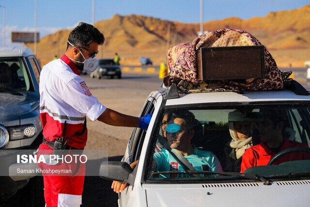 کنترل سلامت 274 هزار نفر در ورودی های خراسان جنوبی