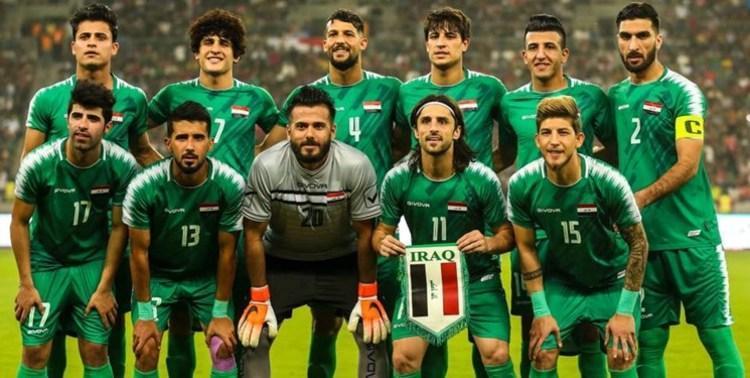 (عکس) اقدام خیرخواهانه بازیکن تیم ملی عراق در ایام کرونا